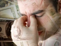 Man Money Stress image